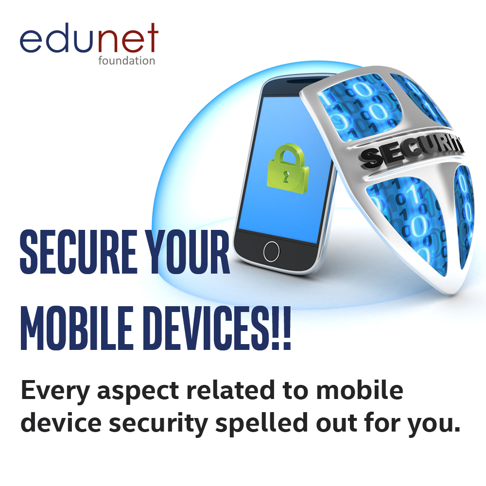 Secure your mobile devices!