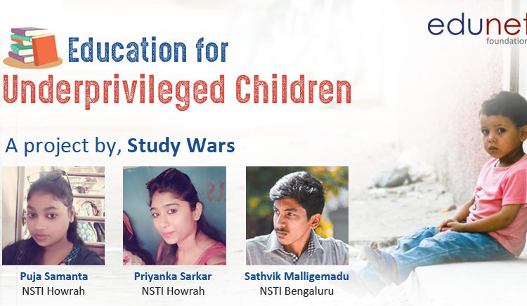 Education for Underprivileged Children Team: Study Wars