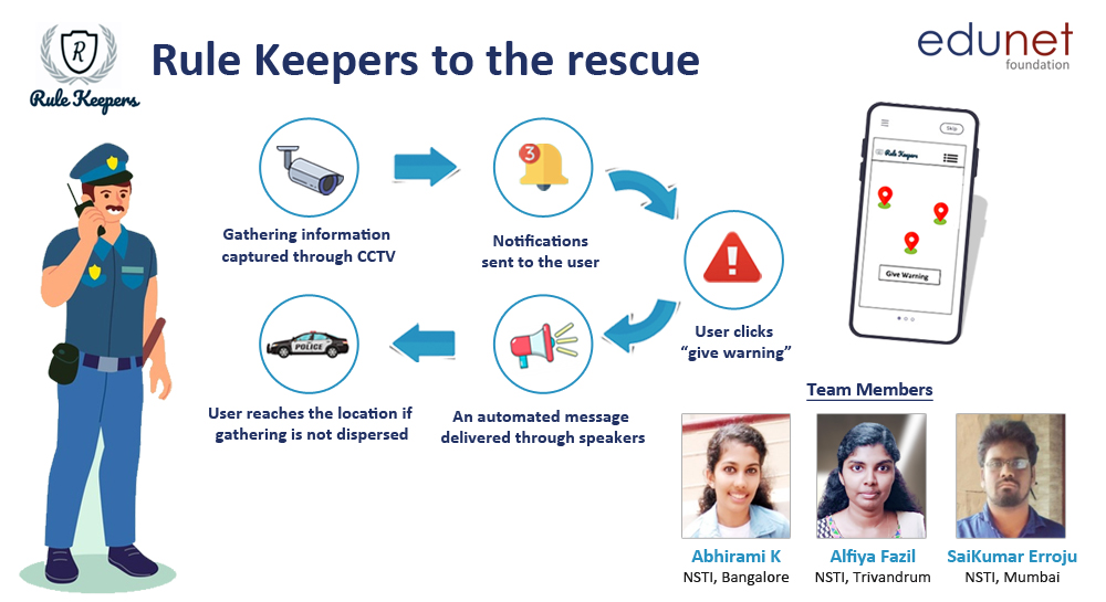 Rule Keepers to the rescue | A Student initiative