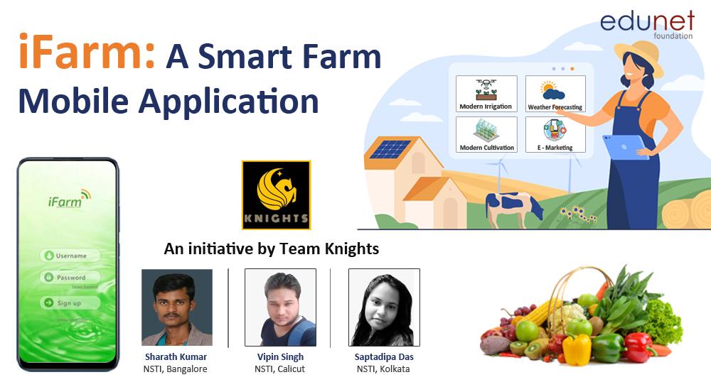 iFarm: A Smart Farm Mobile Application